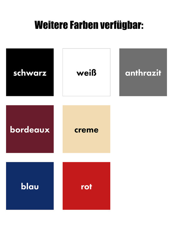husse bordeaux f r stehtisch maxivent partyzubeh r mieten. Black Bedroom Furniture Sets. Home Design Ideas